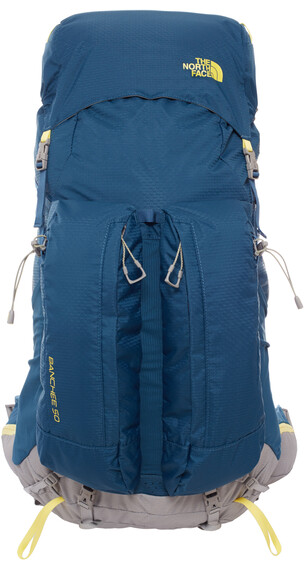 The North Face Banchee 50 Backpack Monterey Blue